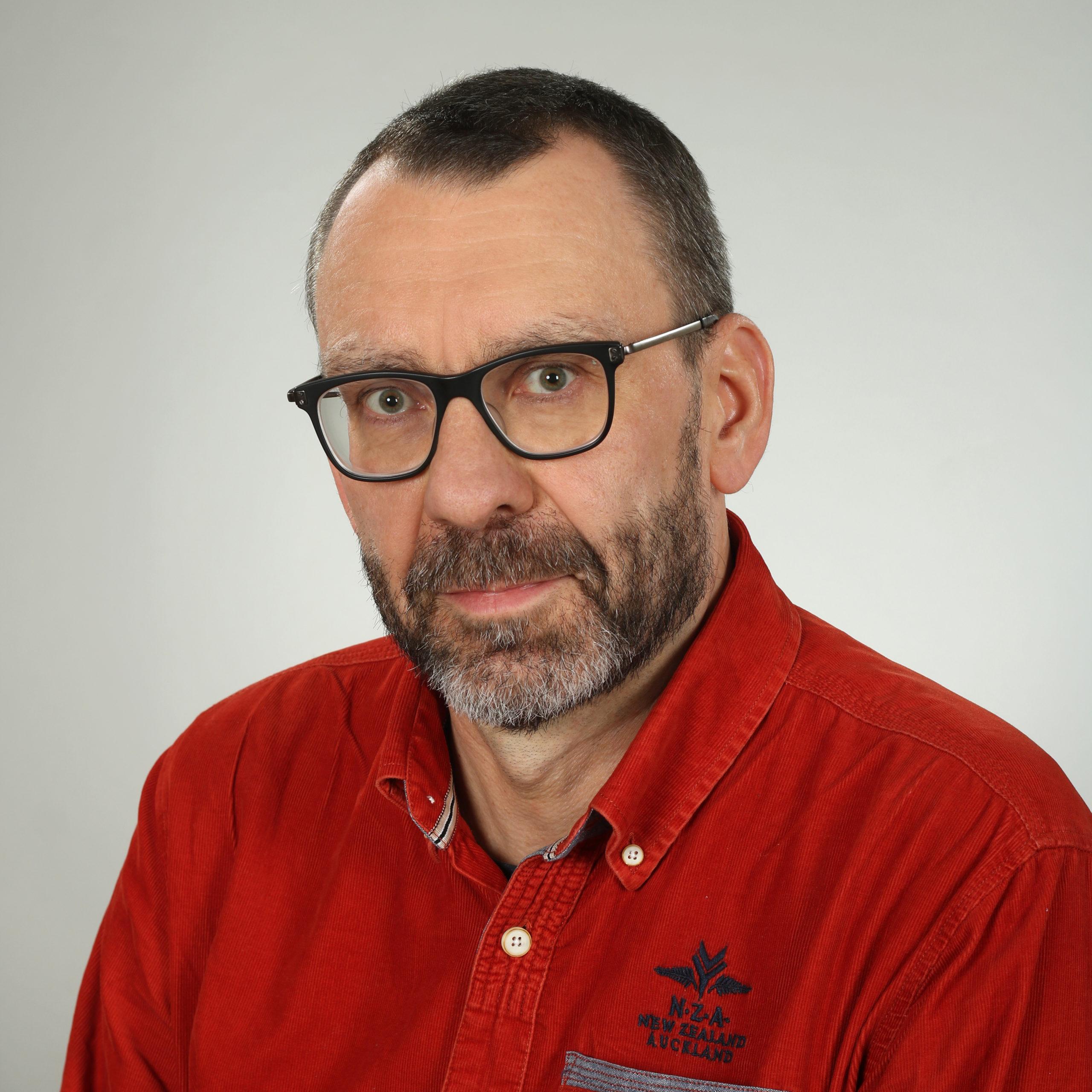 Dr Przemysław Wichrowski